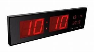 Horloge Murale Led : mesure du temps comparez les prix pour professionnels sur page 1 ~ Teatrodelosmanantiales.com Idées de Décoration
