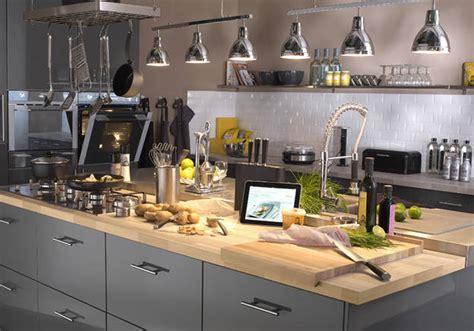 quel de cuisine choisir cuisine quel matériau choisir pour le plan de travail