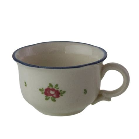 Zeller Keramik Espresso Obertasse »petite Rose« Otto