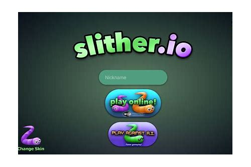slither.io para descargar apk