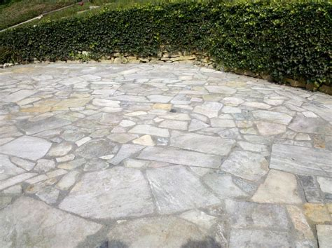 flagstone pavers cost life time pavers irregular flagstone w gatordust stabilized joints