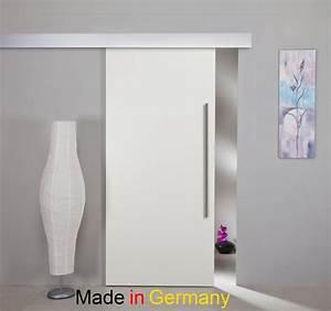 Holzschiebetür Mit Glaseinsatz : holzschiebet r hst02 mit alu60 schiebesystem und edelstahlgriff beidseitig ebay ~ Sanjose-hotels-ca.com Haus und Dekorationen