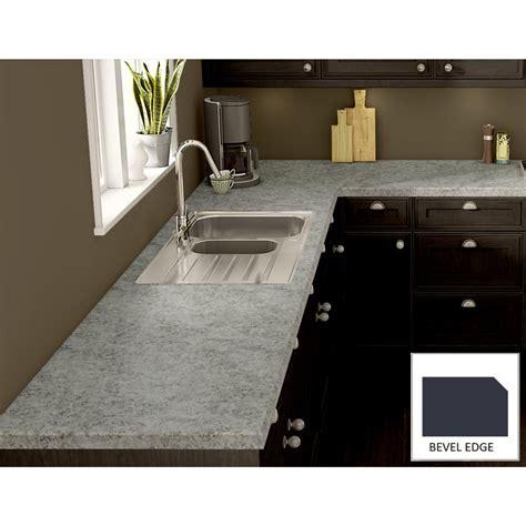 laminate flooring installation cost wilsonart white juparana laminate custom bevel edge c f