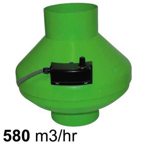 Bathroom Heat L Vs Fan by Variable Speed Ec Motor Centrifugal Fan 150mm W Lead