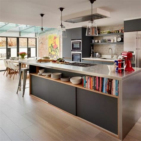 open plan kitchen design gallery direkte und indirekte beleuchtung f 252 r k 252 che 7198