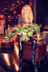Michelle Hunziker Attends Herbstblond Gottschalks Great