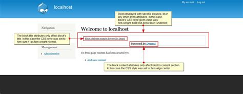 Drupal 7 Module With Template by Drupal 7 Custom Module Block Template Free Software And