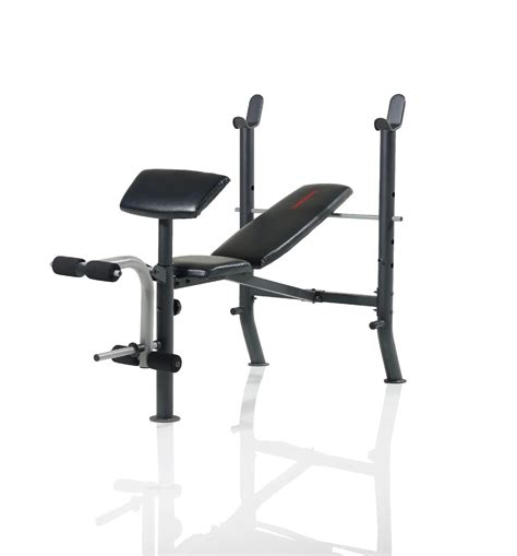 weider weight bench weider 190 rx standard bench