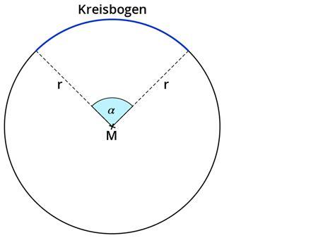 berechnen von kreisausschnitt und kreisbogen kapiertde