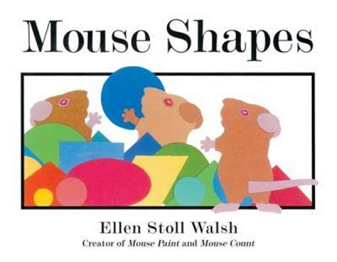 teaching with sight mouse shapes 944 | Mouse Shapes Book Cover
