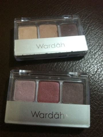 wardah eyeshadow seri