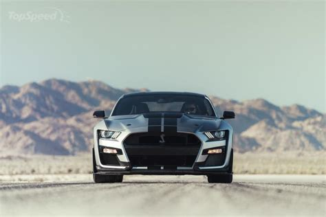 ford mustang shelby gt top speed