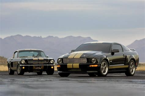 Ford Mustang Hertz by 2006 1966 Hertz Ford Shelby Mustang Gt 2 Cars