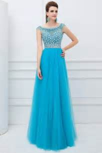 gallery for gt long prom dresses with cap sleeves