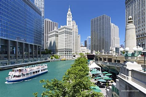 High Definition Landscape Wallpaper Chicago Riverwalk David Balyeat Photography Portfolio