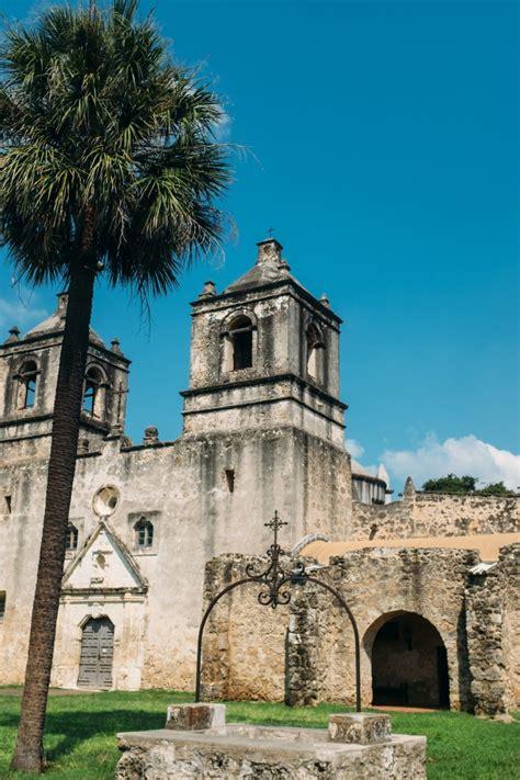 San Antonio // Mission Concepción