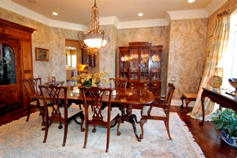 Country Dining Room Ideas by Key Interiors By Shinay Country Dining Room Design Ideas