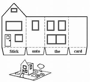 house template for kids baskanidaico With printable house template for kids