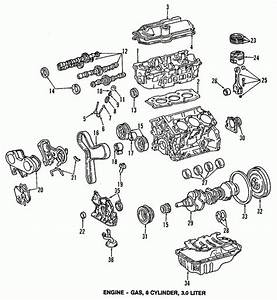 1992 Toyota Camry Parts