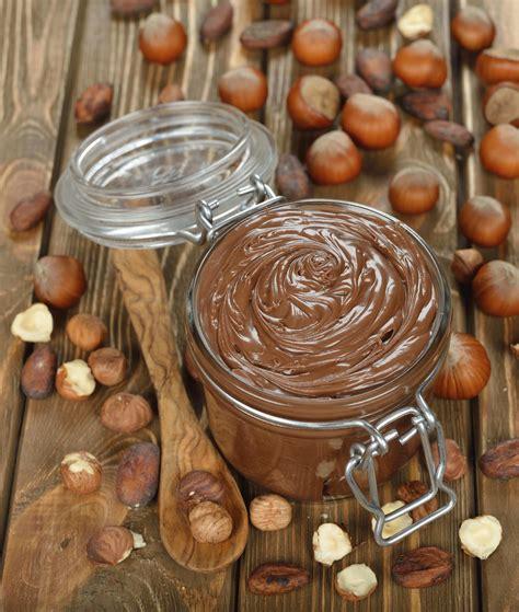 faire du nutella maison la recette pour faire du nutella maison