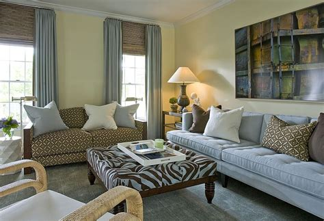 17 Zebra Living Room Decor Ideas (pictures