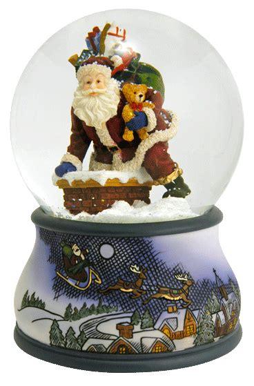 the santa clause snow globe replica here comes santa claus snow globe from snowdomes cool snow globes and snow domes snow