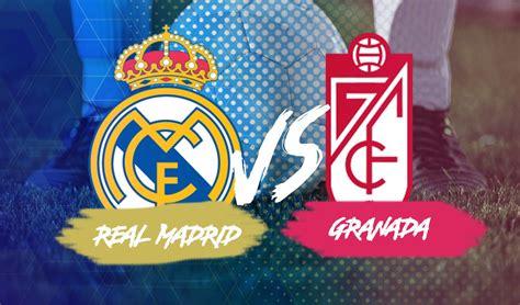 Real Madrid vs Granada EN VIVO: directv sports en vivo por ...