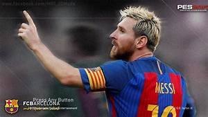 PES 2017 Messi Start Screen by MRI_20 - PES Patch
