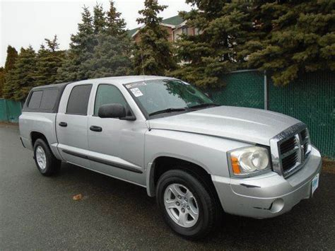 2007 Dodge Dakota Slt 4dr Quad Cab 4wd Sb In Burlington