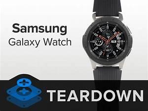 Samsung Galaxy Watch Teardown