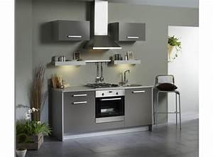 Cuisine Prix Discount : cuisine vente unique promo pack cuisine 5 meubles lodine ~ Edinachiropracticcenter.com Idées de Décoration