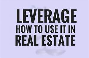 Using Leverage To Buy Investment Properties In Ontario - REICO