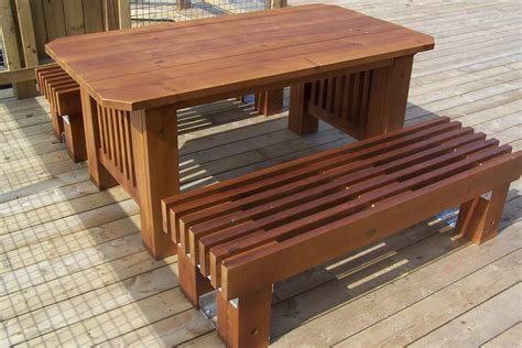 outdoor furniture thermalwood canada
