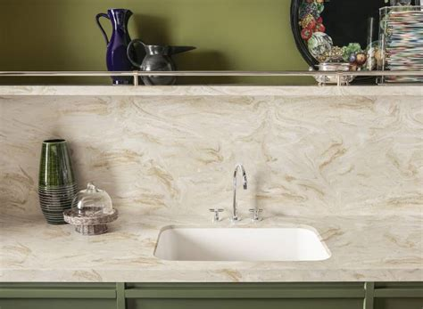 Corian® For Kitchen Countertops  Dupont™ Corian® Solid