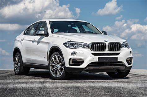 Bmw X6 Suv  Bing Images