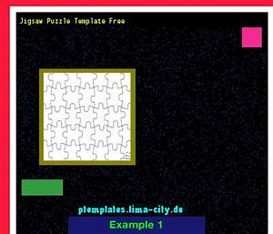 Jigsaw Puzzle Template Free  Powerpoint Templates 133627