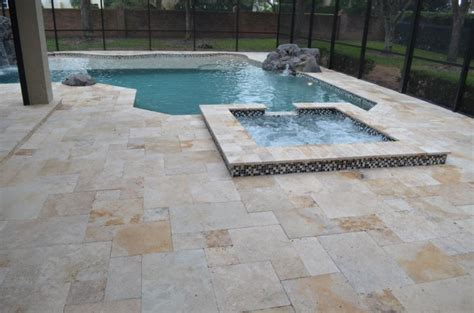 brick pavers paver patio outdoor kitchen