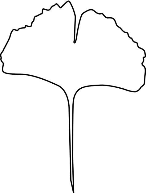 oak leaf outline   clip art  clip