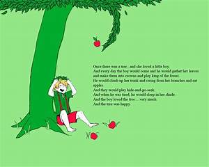 The Giving Tree by Shel Silverstein: A Book Review – A ...