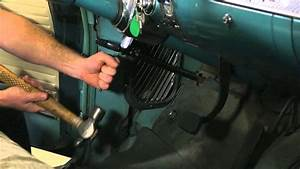 How To Remove The Emergency Brake Handle