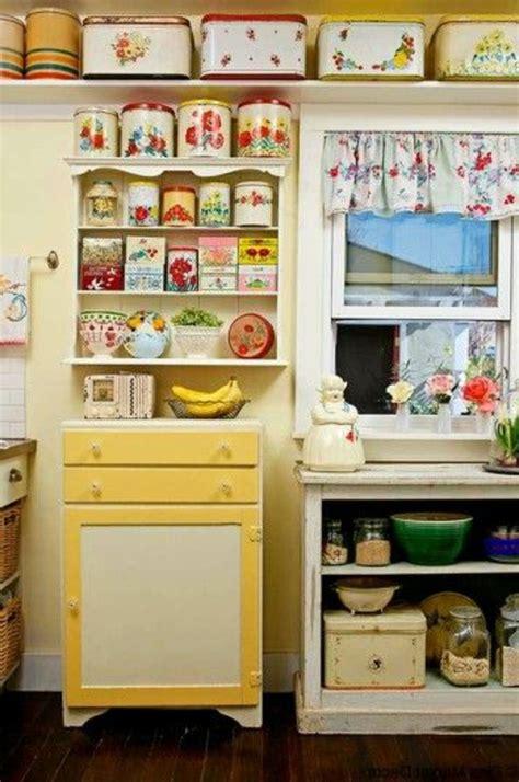 deco vintage cuisine idées pour la deco cuisine retro archzine fr