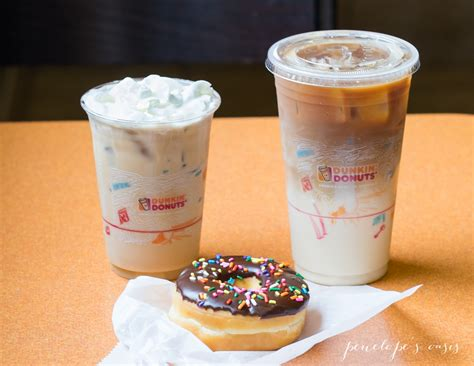 Dunkin' Donuts New Espresso Drinks Are Perfect Summertime Braun Coffee Maker Kf7150 In Spanish Means Farmhouse Table Amazon Pier One Ground Vomit Nescafe Tesco Juan Valdez Cumbre Canada