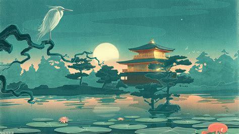 desktop japan aesthetic wallpapers