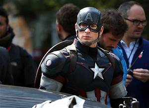 Age of Ultron Captain America Avengers Suit
