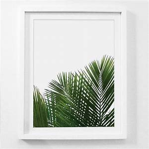20 best ideas palm leaf wall art wall art ideas for Leaf wall decor