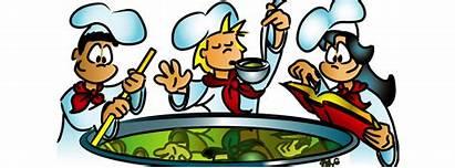 Clipart Chef Cooking Cliparts Menu Clip Classes