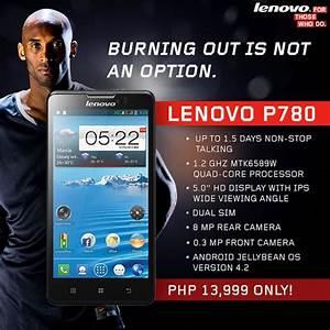 Lenovo P780  Quad