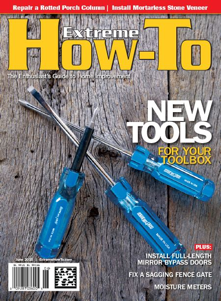 Extreme How To June 2015 Free Ebooks Download