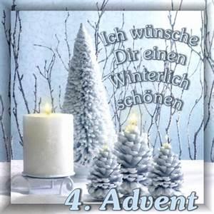 Guten Morgen Winterlich : ich w nsche dir einen winterlich sch en 4 advent ~ Buech-reservation.com Haus und Dekorationen