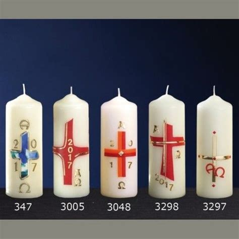 osterkerze selber basteln osterkerzen katholisch design und kirchenkerzen seit 1792 ostern osterkerze kerzen und
